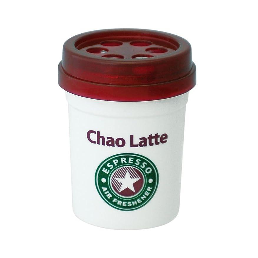 包囲ステレオタイプコーヒーアウグ 車用 消臭芳香剤 カオラテエスプレッソ 置き型 ピュアシャンプー 191g AA-03