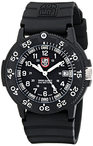 Luminox Men's 3001 Original Navy Seal Dive Watch review