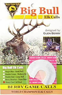 Sleazy Cow Call ~ Elk Hunting Single Reed Bugling NEW