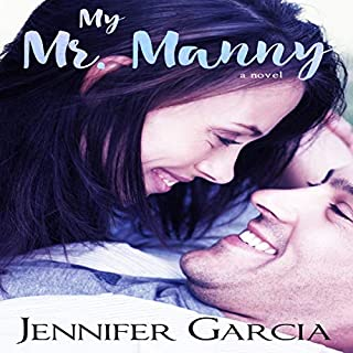 My Mr. Manny audiobook cover art