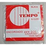 【CHARANGO STRINGS TEMPO テンポ】チャランゴ用弦 ナイロン製【黒・1セットでチャランゴ2本分】
