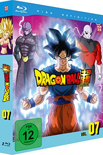 Dragonball Super - TV-Serie - Vol. 7 - [Blu-ray]