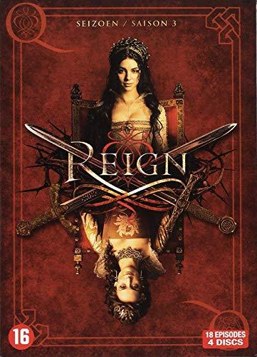 Reign - S3 DVD