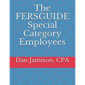 The FERSGUIDE Special Category Employees