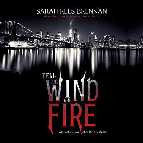 Tell the Wind and Fire audiobook cover art