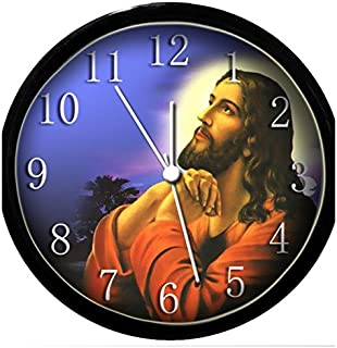 Best jesus wall clock Reviews
