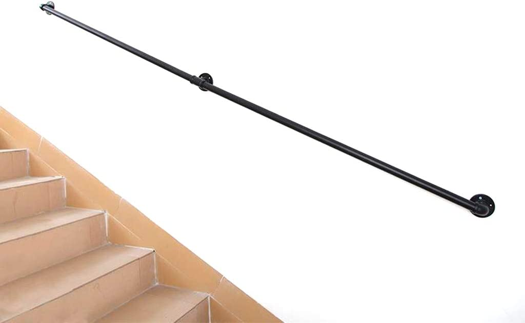 LYHXXX Stair Store handrail Iron Retro 5 ☆ popular Water Pipes Indo Multifunction