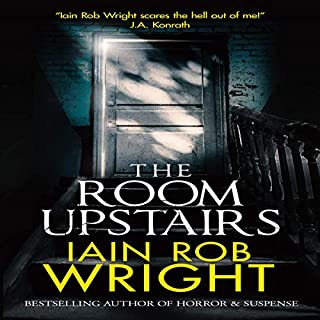 The Room Upstairs cover art