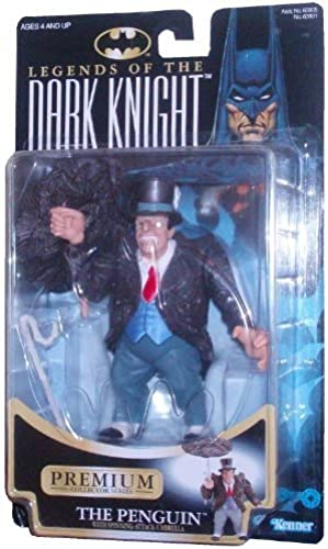 Batman Legends of the Dark Knight  The Penguin  12cm Action Figure