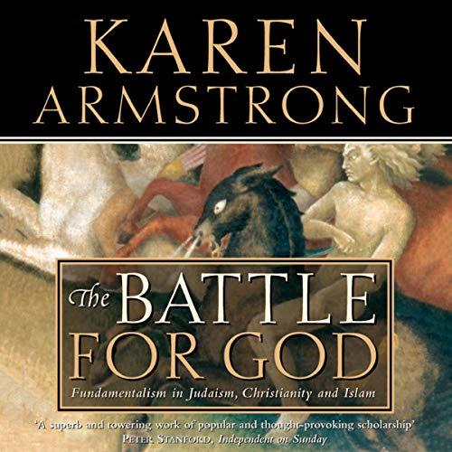 The Battle for God cover art