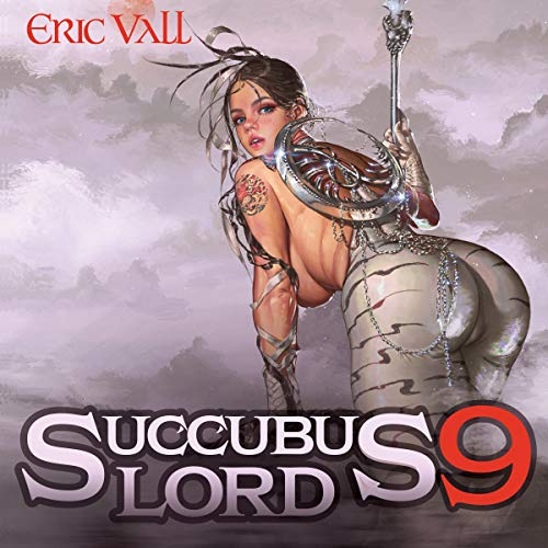 Succubus Lord 9 audiobook cover art