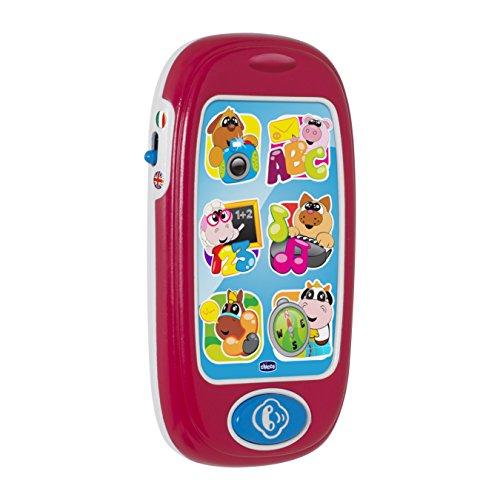 Chicco Smartphone degli Animali, Gioco Elettronico Educativo Bilingue per Bambini, 6-36 Mesi