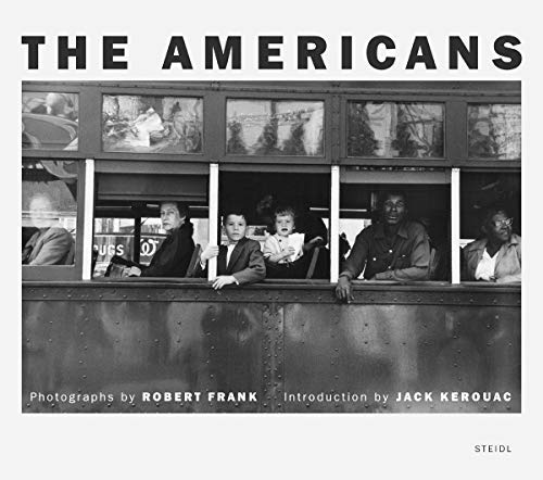 [(Robert Frank: The Americans)] [ By (author) Robert Frank, By (author) Jack Kerouac ] [September, 2008]
