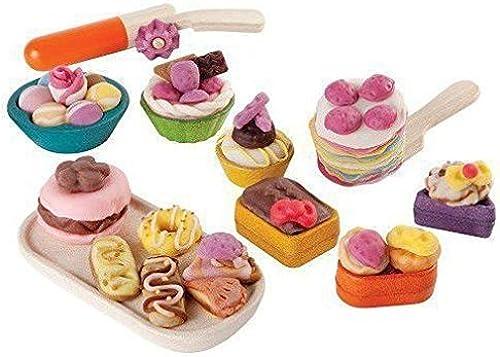 tienda hace compras y ventas Plan Plan Plan Toys 569700 Pastry Dough Set Playset by PlanToys  perfecto