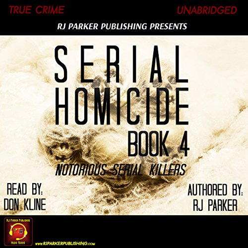 Serial Homicide 4 audiobook cover art