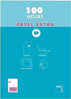 comprar comparacion Pacsa 21811 - Papel, 100 hojas