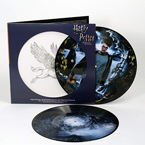 Harry Potter And The Prisoner Of [Disco de Vinil]