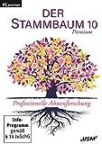 Stammbaum 10 Premium: Professionelle Ahnenforschung