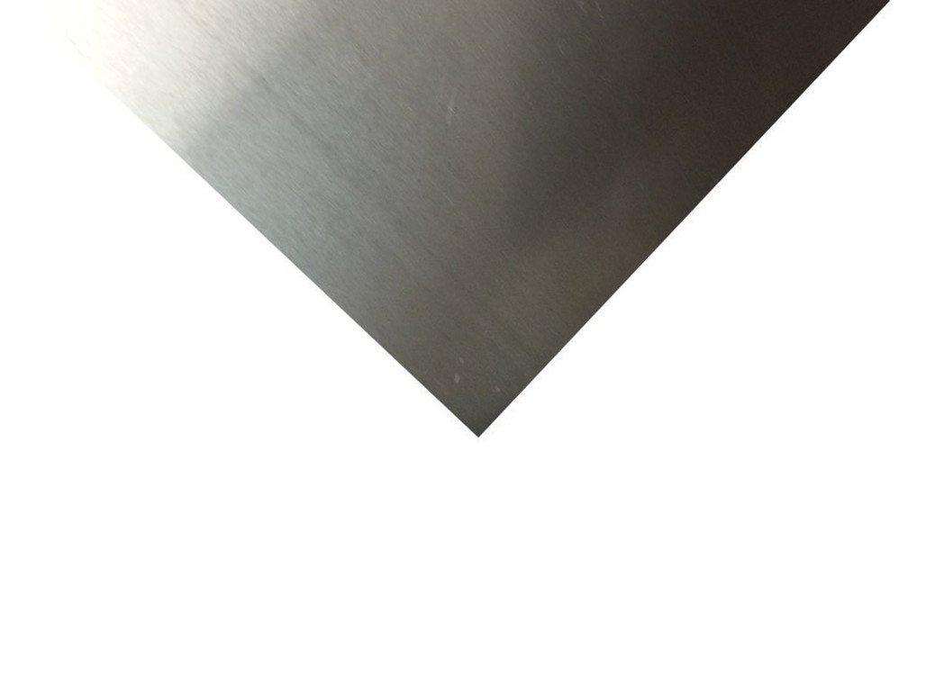 RMP 6061 T6 Aluminum Sheet 12 Inch x 24 Inch x 0.125 Inch Thickn