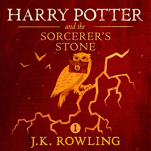 Harry Potter and the Sorcerer's Stone, Book 1 Audiobook By J.K. Rowling cover art