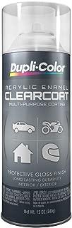 Dupli-Color DA1692 Crystal Clear 12 Ounce General Purpose Acrylic Enamel