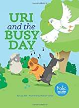Uri and the Busy Day: A Book about Feeling Overwhelmed (Frolic First Faith)