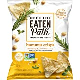 Off The Eaten Path Hummus Chips, Rosemary &...
