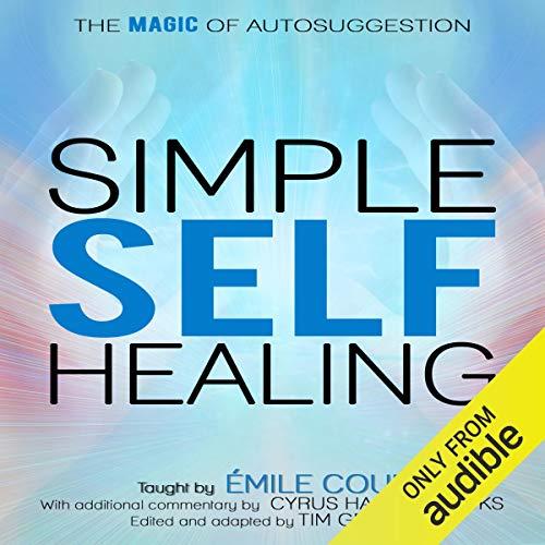 Simple Self-Healing audiobook cover art