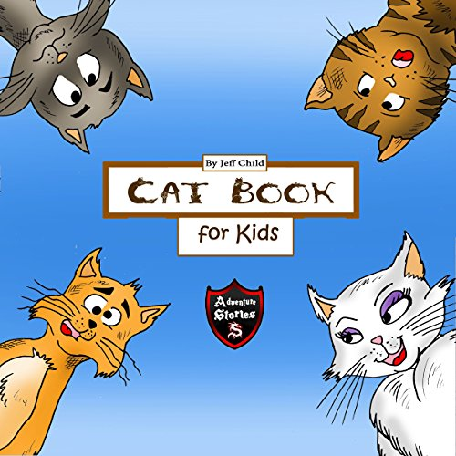 Cat Book for Kids: Diary of a Wimpy Cat (Adventure Stories for Kids)
