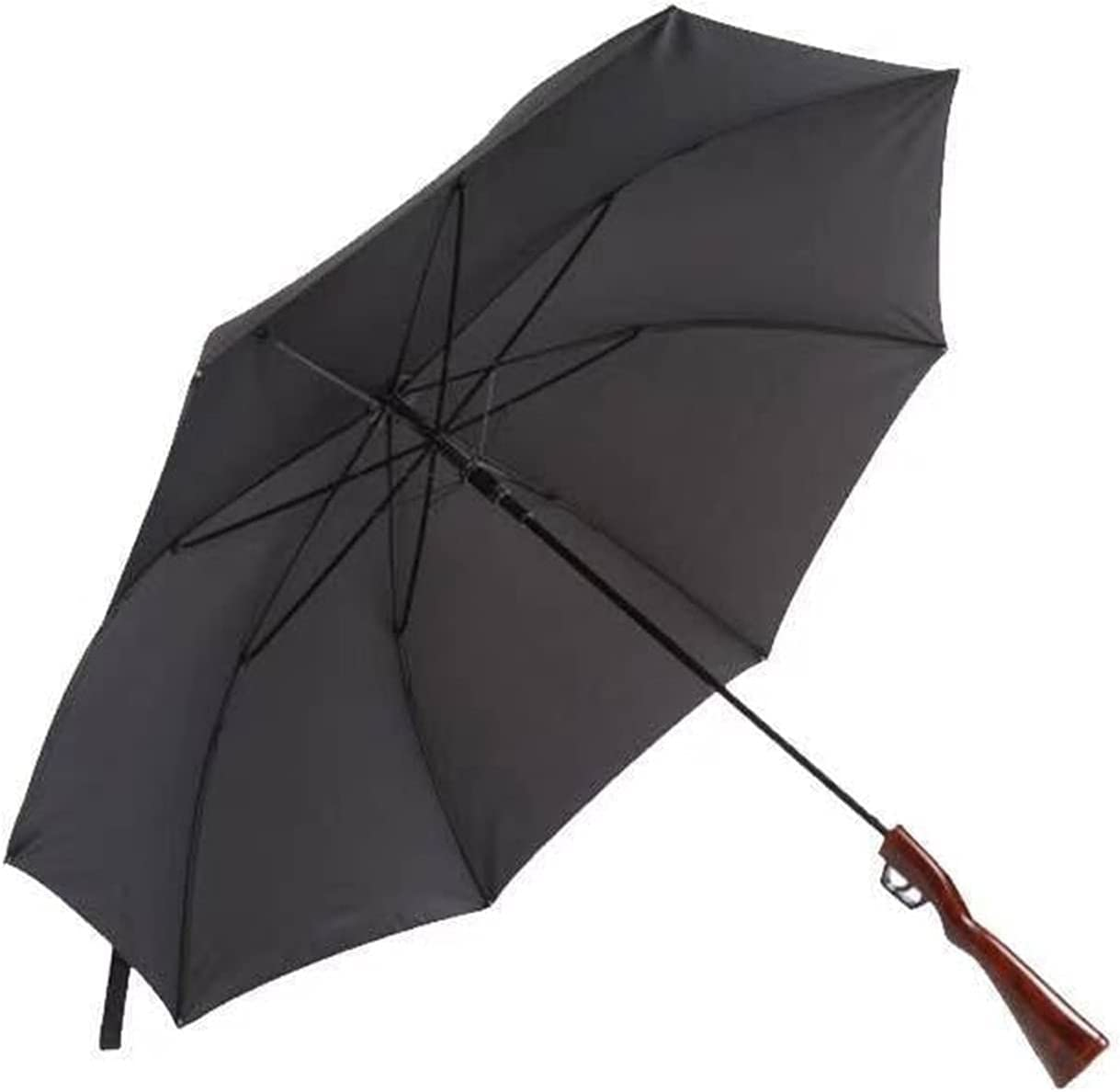 XUEMEI Umbrella Overseas parallel import regular item Sunscreen Anti-Thunder Windproof Camo Fiberglass half