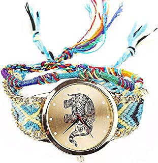 00a21c1240b5 Amazon.es: relojes cuerda - Relojes de pulsera / Mujer: Relojes