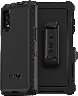 OtterBox Defender Robuuste en versterkte beschermhoes voor Samsung Galaxy XCover Pro, zwart