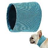 Toozey Kühlhalsband für Hunde Kühl Halsband - L