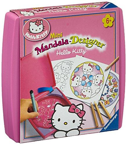 Ravensburger 29983 - Hello Kitty - Mini Mandala-Designer®