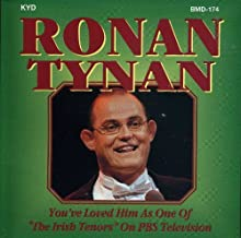 Ronan Tynan: Irish Tenor (PBS Music CD, 16 Tracks)