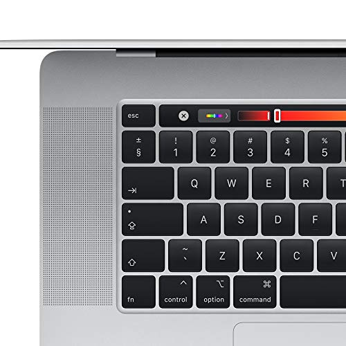 2019 Apple MacBook Pro (16-inch, 16GB RAM, 512GB Storage, 2.6GHz Intel Core i7) - Silver