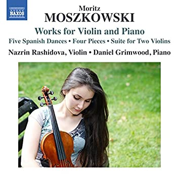 Moszkowski: Works for Violin & Piano