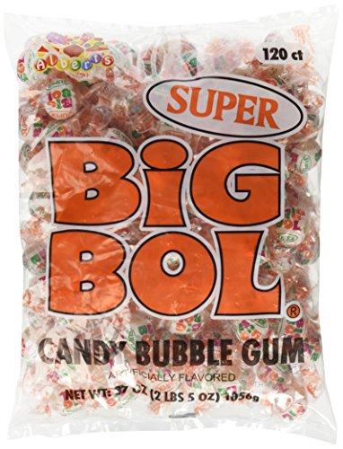 Super Big Bol Candy and Gum (Pack of 240)