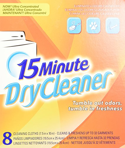 Product Image of the 15 Minute Dry Cleaner