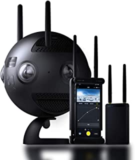 Insta360 Pro 2 from Adostrophe: Spherical VR 360 8K Camera with FarSight Monitoring Bundle.