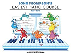 "48 pages Size: 11"" x 8-1/2"" Author: John Thompson ISBN: 087718013X Includes: characters and illustrations · writing exercises · sight reading drills · review work · accompaniments · and more"