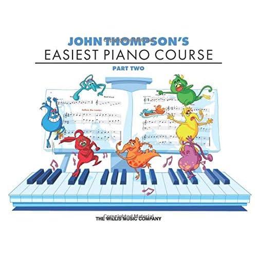 John Thompson Piano Book 1: Amazon.com