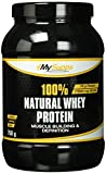 My Supps 100% Natural Whey Protein - ohne Süßstoffe & künstliche Aromen, Sojafrei, Eiweißpulver reich an Aminosäuren (BCAAs) , Sehr gut löslich, 750g - 25 Portionen , Made in Made in Germany -
