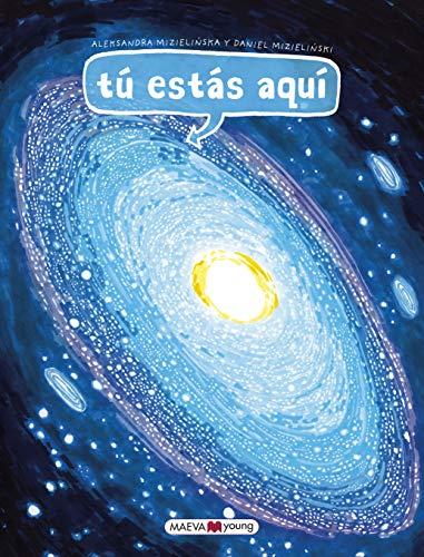 Tú estás aquí (Libros para los que aman los libros)