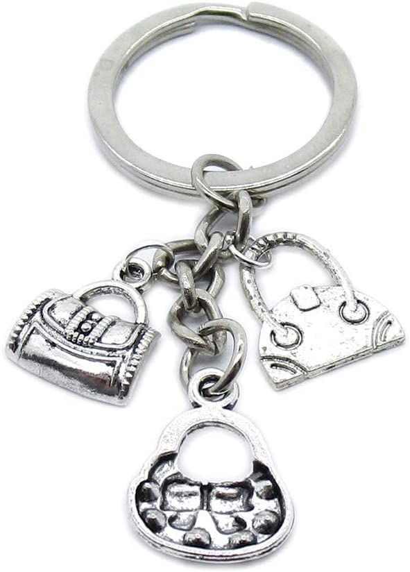100 Pieces Keyring Keychain NEW Wholesale Max 50% OFF Suppliers B Clasps Jewelry