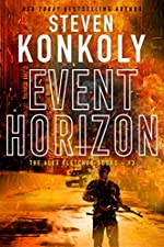 EVENT HORIZON: A Modern Thriller (Alex Fletcher Book 3)