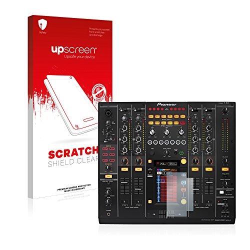 upscreen Protector Pantalla Compatible con Pioneer DJM 2000 Nexus Película Protectora –...