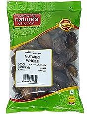 Natures Choice Nutmeg Whole - 200 gm