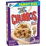 Cinnamon Toast Crunch Churros, Cereal with Whole Grain, 19.7 oz