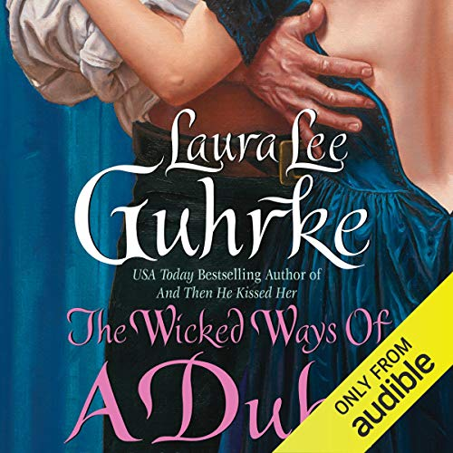 The Wicked Ways of a Duke cover art